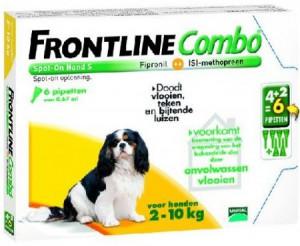 afbeelding Frontline - Combo Hond S
