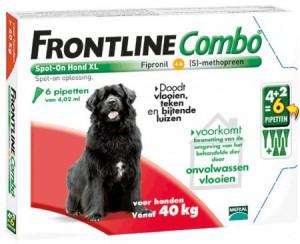 afbeelding Frontline - Combo Hond XL