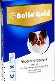afbeelding Bolfo Gold - Hond (tot 4kg)
