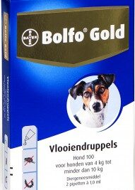 afbeelding Bolfo Gold - Hond (4-10kg)