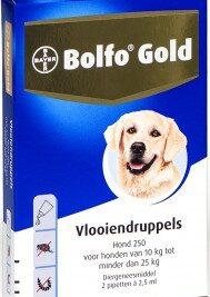 afbeelding Bolfo Gold - Hond (10-25kg)