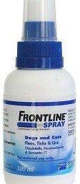afbeelding Frontline - Spray