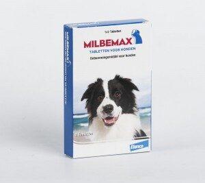 afbeelding Milbemax - Hond