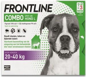 afbeelding Frontline combo L