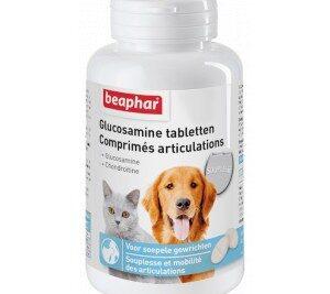 afbeelding Beaphar - Glucosamine tabletten