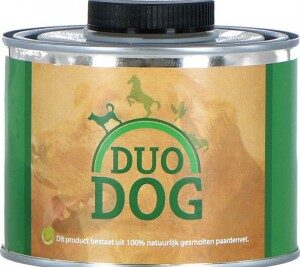 afbeelding Duo Dog - Gesmolten Paardenvet